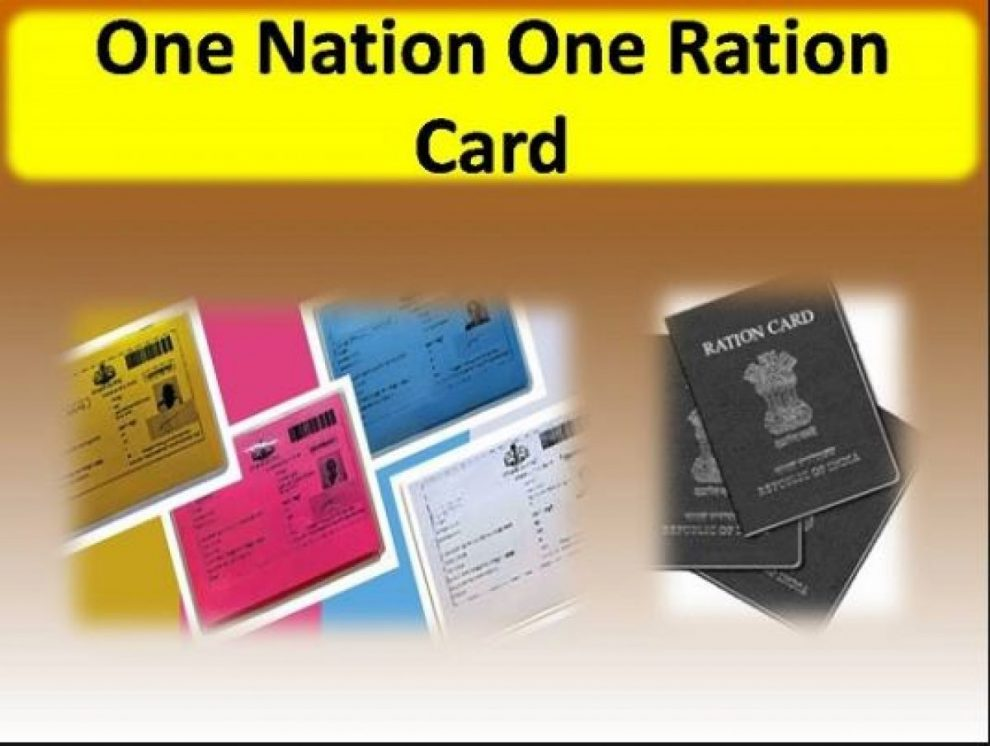 One Nation- One Ration Card