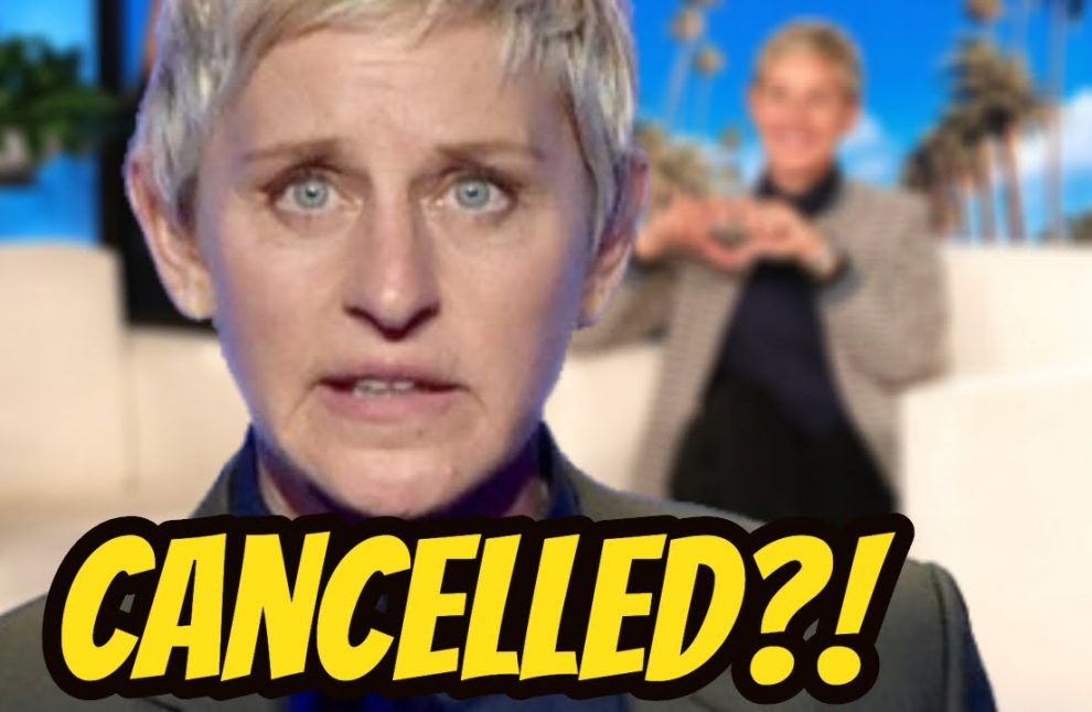 The Ellen DeGeneres Show In Jeopardy: Ellen's Career Comes To An End?
