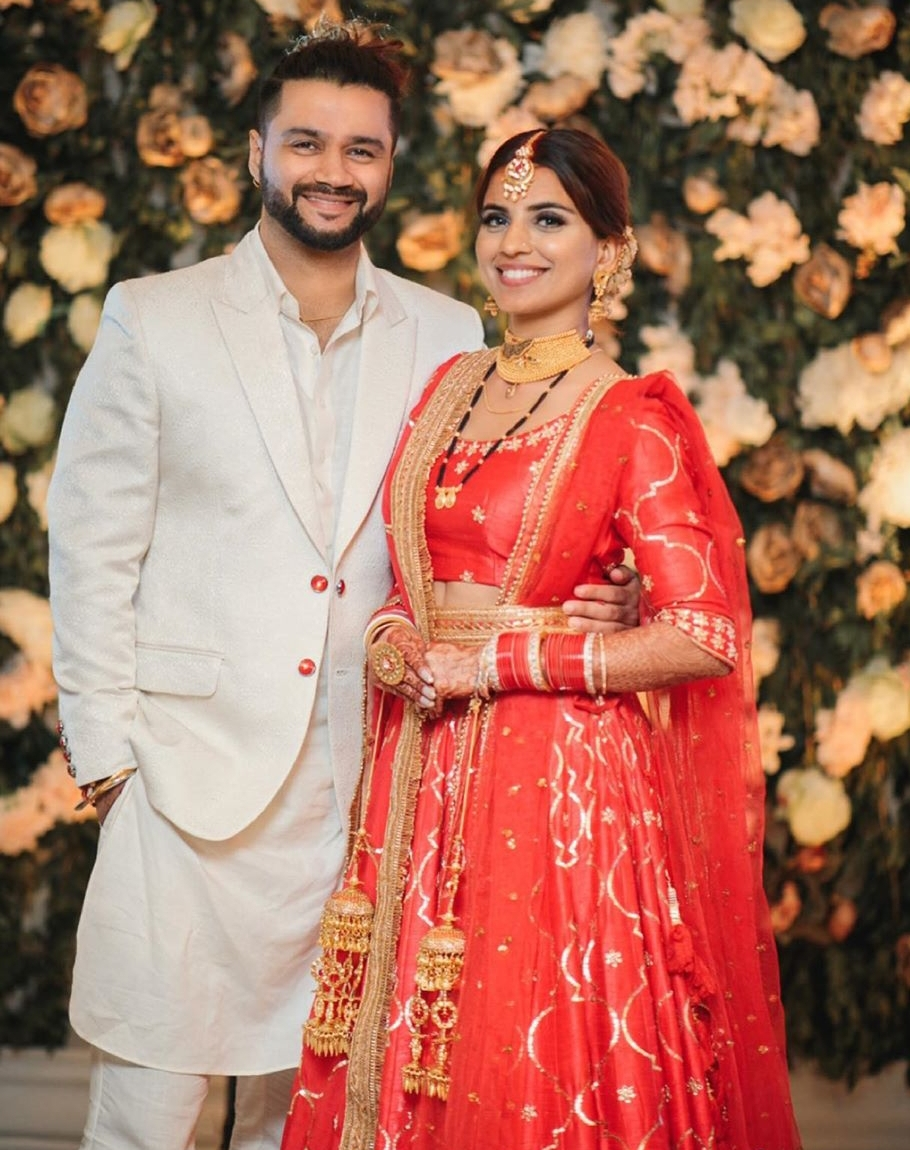 Balraj Syal And Deepti Tuli Tied The Knot In A Noiseless Wedding