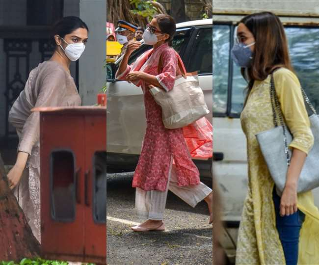 Deepika, Sara, And Shraddha Kapoor Questioned By NCB In Drug Case