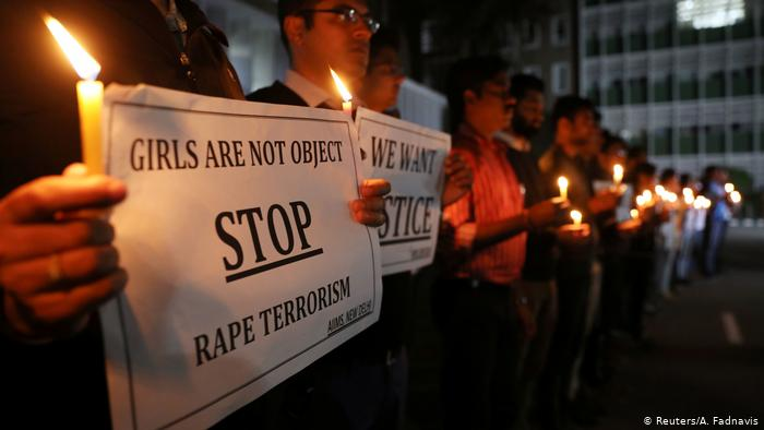 DCW: Awful! A 90-Year-Old Woman Raped By 33-Year-Old