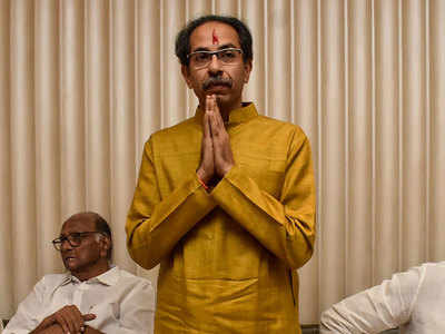"Uddhav Thackeray: ""Will Face All Political Storms, Will Fight COVID Too"