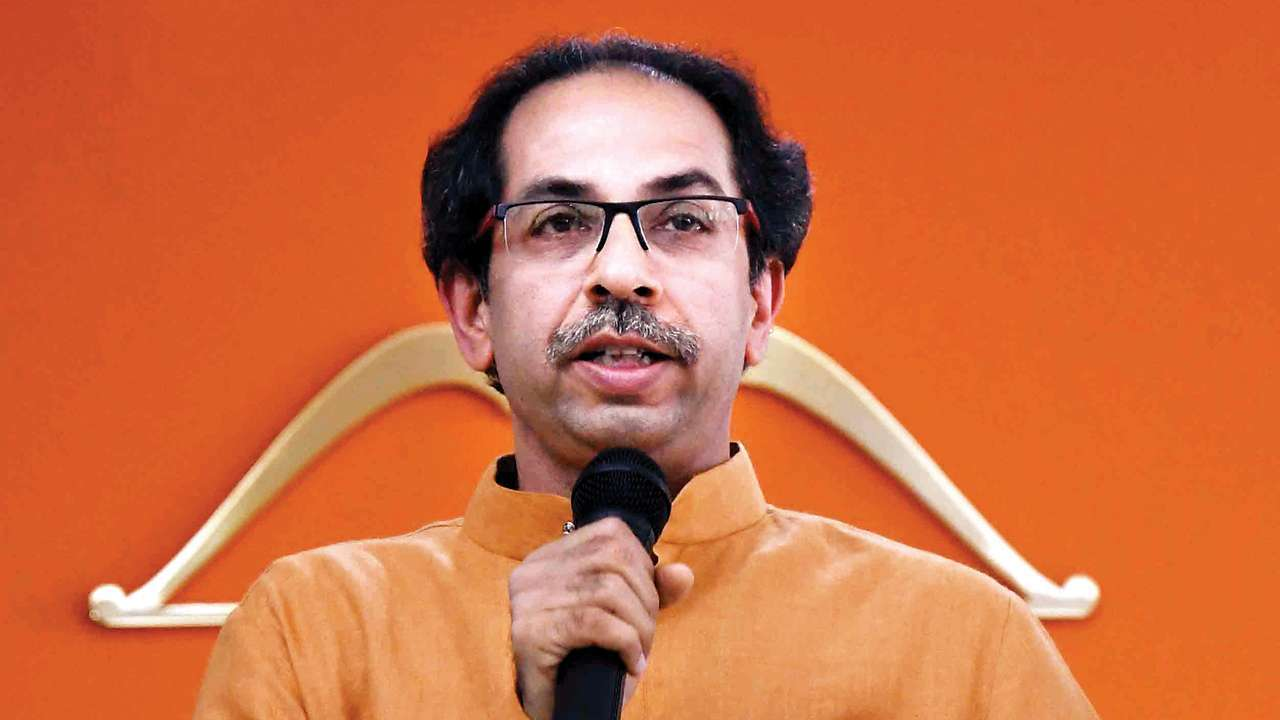 "Uddhav Thackeray: ""Will Face All Political Storms, Will Fight COVID Too"""