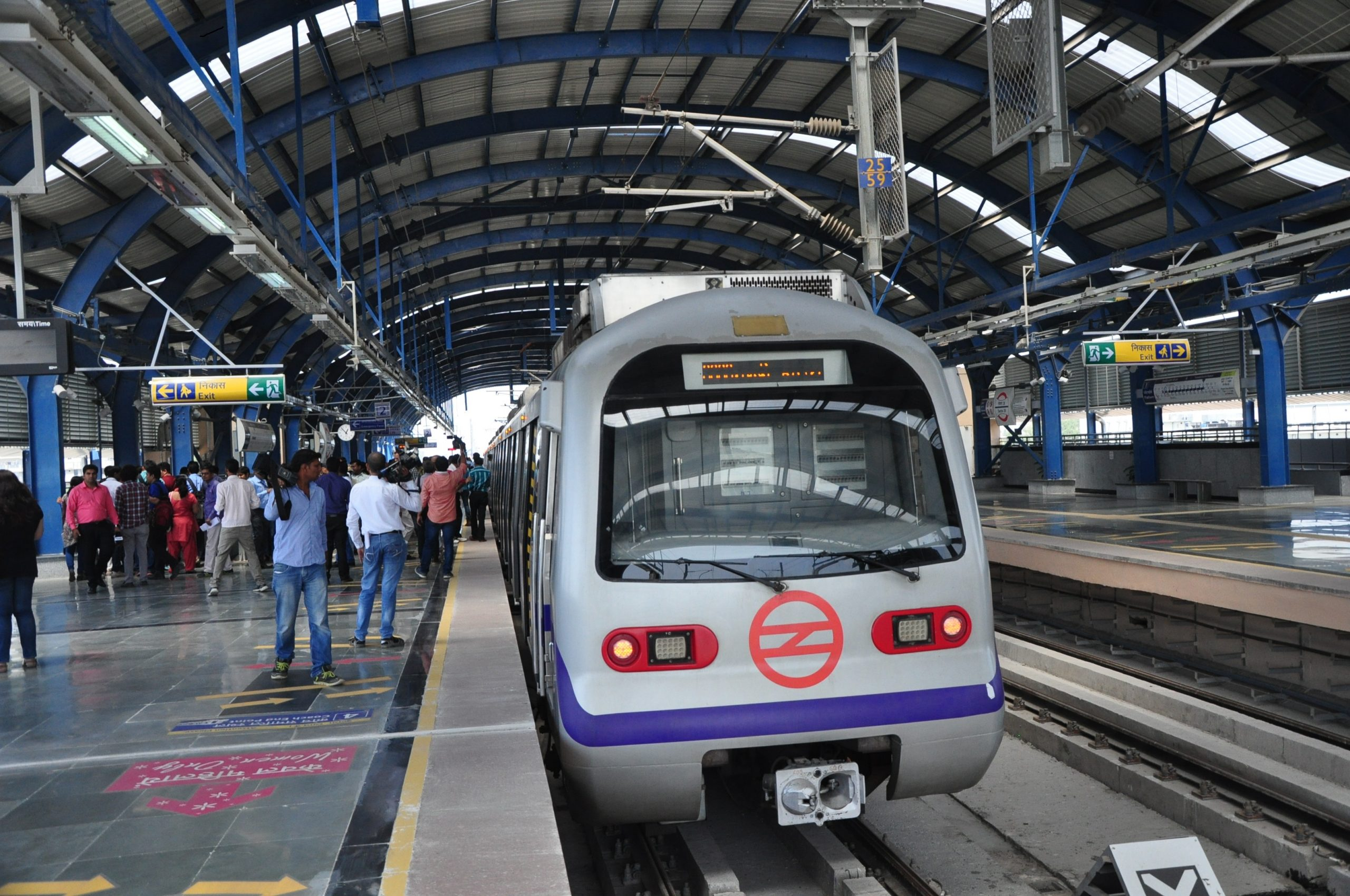 Delhi Metro: Around 2214 Passengers Were Fined For Not Following The Guidelines