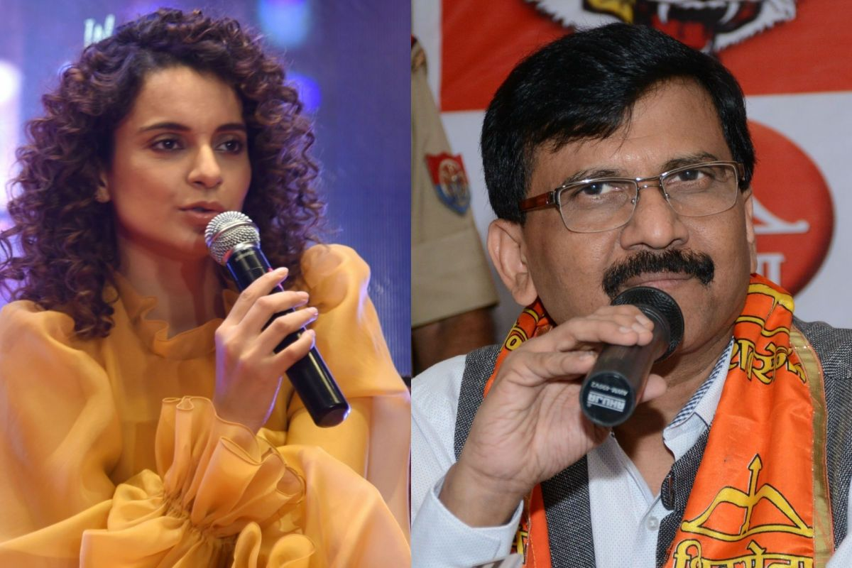Dia Mirza Comes Out To Support Kangana Ranaut Who Was called 'Haramkhor' by Sanjay Raut