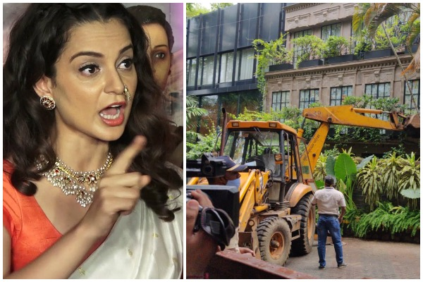 Kangana Ranaut: Call On 2 Crores From BMC For 'Illegal Demolition' Of Her Property