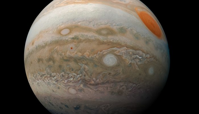 NASA: Reveals Beautiful New Images Of Jupiter Captured