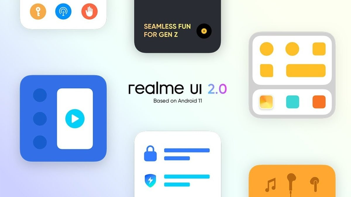 Realme UI 2.0 And Narzo 20 Series To Be Launched On September 21