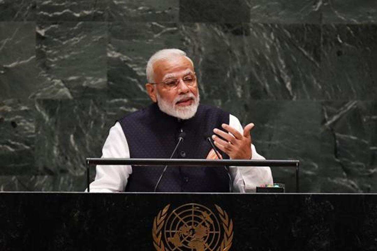 United Nations: PM Modi Questions 'How Much Longer Will India Be Kept Out Of UN Decision-Making Body?