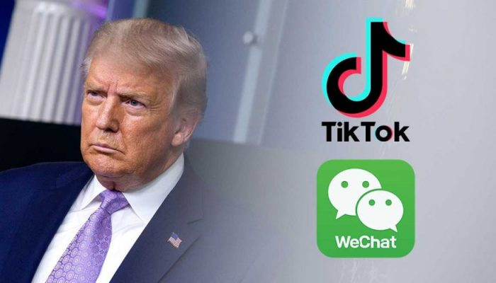 TikTok And WeChat To Be Blocked In US From