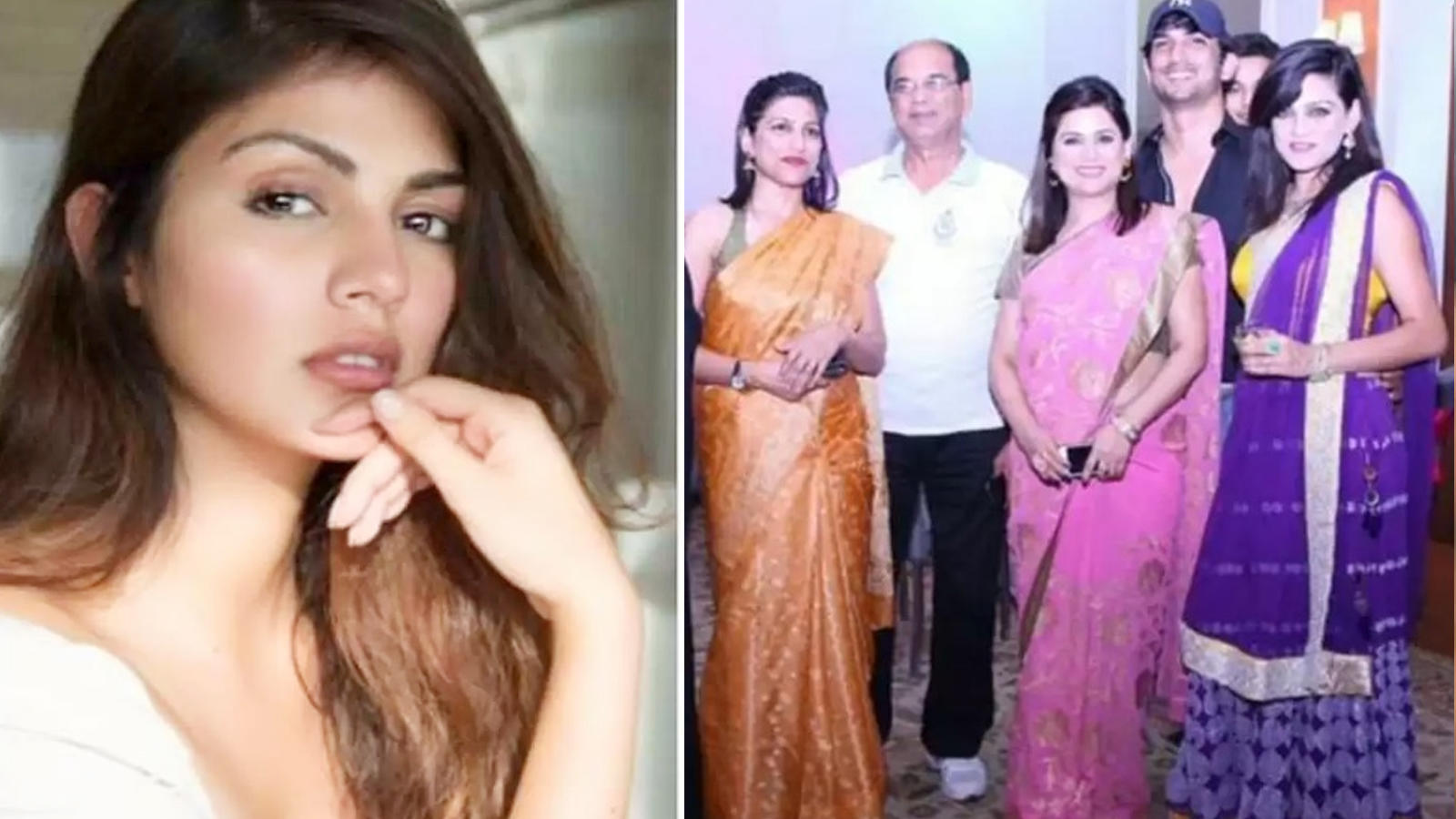 Rhea Chakraborty Pleads Bombay HC To Dismiss Plea By Sushant Singh Rajput's Sisters Regarding The suppression Of FIR Against Them