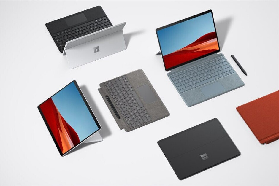 Microsoft Surface Pro X Refresh: Features With The Microsoft SQ2 Processor