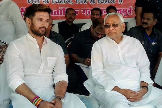 Bihar Election: Paswan Come With #Nitish- Free Government