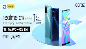 Realme C17 Tipped to Launch in India as Early as November End!!!