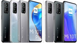 Mi Launches Mi10T and Mi 10T Pro In India. Click to know the latest updates to of the Smartphones!!!