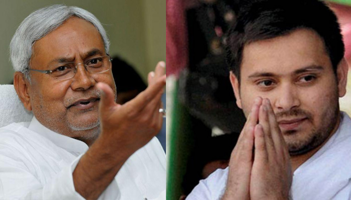"Bihar Assembly Elections 2020: Nitish Kumar Accused RJD Of ""Misleading"" The People Of Bihar Over False Promise Of 10 Lakh Jobs"