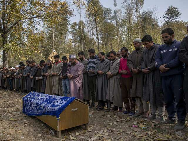 Police Have Found Lashkar-e-Taiba (LeT) Behind The Killing Of Three BJP Leaders In Kulgam